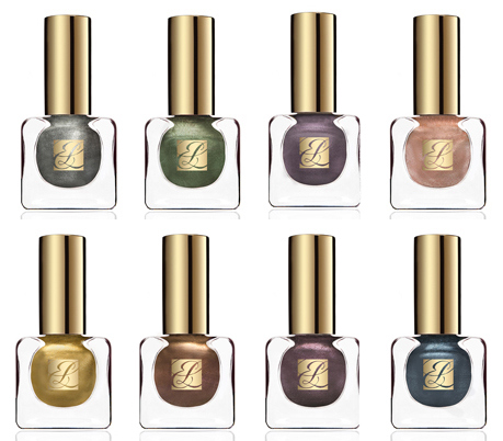 Metallics New Pure Color Collection